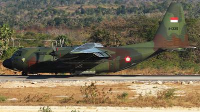 A-1335 - Lockheed C-130H Hercules - Indonesia - Air Force