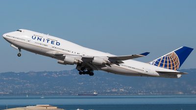 N179UA - Boeing 747-422 - United Airlines