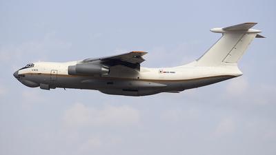 EX-76003 - Ilyushin IL-76TD - Fly Sky Airlines