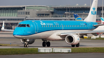 A picture of PHEZO - Embraer E190STD - KLM - © kevin.hackert