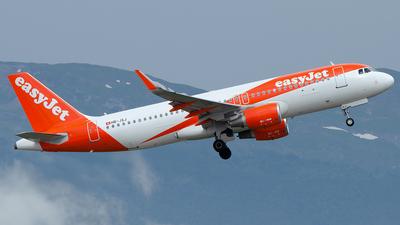 HB-JXJ - Airbus A320-214 - easyJet Switzerland