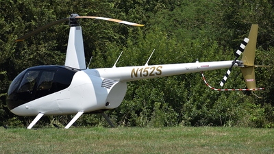 N152S - Robinson R44 Raven II - Private