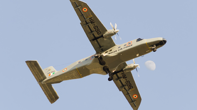 HM-696 - Dornier Do-228-201 - India - Air Force