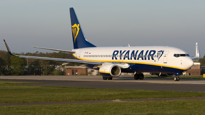 SP-RSL - Boeing 737-8AS - Ryanair Sun