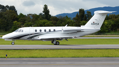 N2411A - Cessna 650 Citation III - Private
