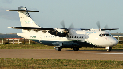C-GPEB - ATR 42-300 - Pascan Aviation