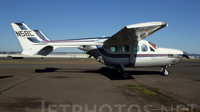 N58C - Cessna T337G Super Skymaster - Private