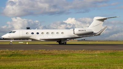 N628TS - Gulfstream G650ER - Private