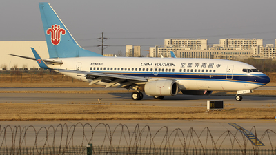 B-5240 - Boeing 737-71B - China Southern Airlines