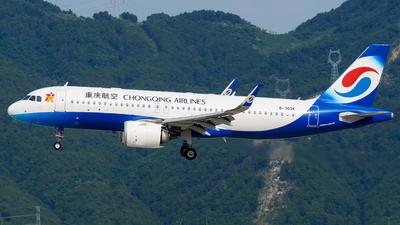 B-302K - Airbus A320-251N - Chongqing Airlines