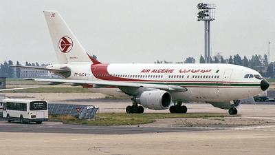 7T-VJC - Airbus A310-203 - Air Algérie