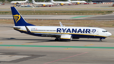 SP-RKB - Boeing 737-8AS - Ryanair Sun