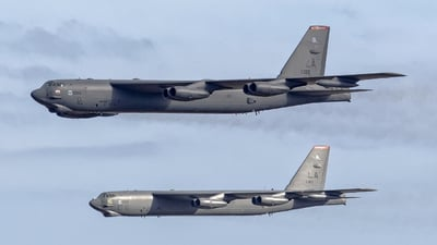 60-0022 - Boeing B-52H Stratofortress - United States - US Air Force (USAF)