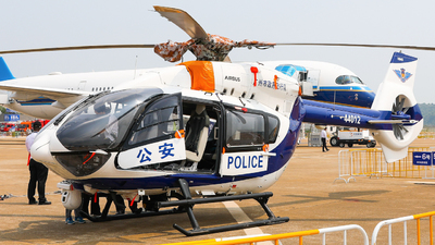 44012 - Airbus Helicopters H145 - China - Police