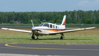 SP-MMW - Piper PA-32R-301T Turbo Saratoga SP - Private