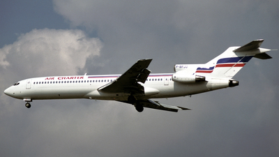 F-BPJU - Boeing 727-214 - Air Charter
