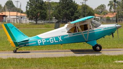 PP-GLX - Aero Boero AB115 - Aero Club - Parana