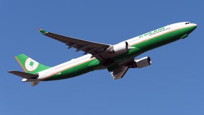 B-16336 - Airbus A330-302 - Eva Air