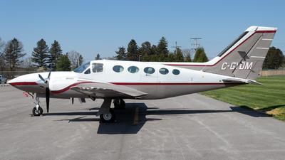 C-GYDM - Cessna 421C Golden Eagle - Private