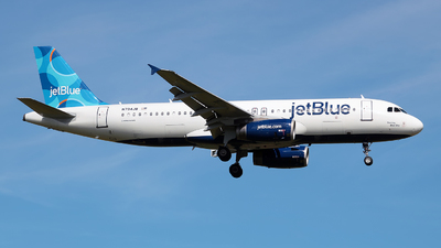 A picture of N794JB - Airbus A320232 - JetBlue Airways - © Angel Natal