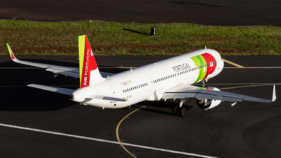 CS-TJO - Airbus A321-251NX - TAP Air Portugal