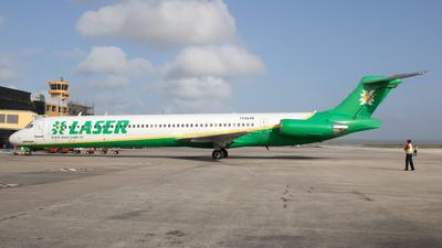 YV3145 - McDonnell Douglas MD-82 - Laser Airlines