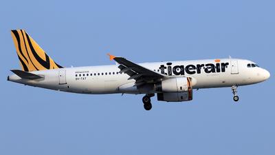 9V-TAT - Airbus A320-232 - Scoot