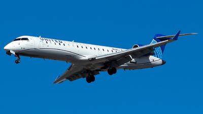 N501GJ - Bombardier CRJ-550 - United Express (GoJet Airlines)