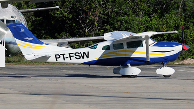 PT-FSW - Cessna T206H Stationair TC - Private