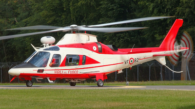 I-DVFC - Agusta A109E Power - Italy - Vigili del Fuoco