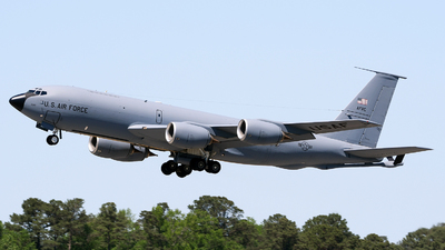61-0313 - Boeing KC-135R Stratotanker - United States - US Air Force (USAF)
