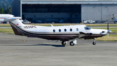 N535PC - Pilatus PC-12/47E - Private