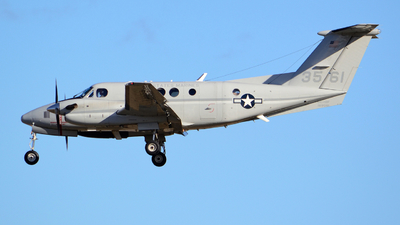 163561 - Beechcraft C-12F Huron - United States - US Marine Corps (USMC)