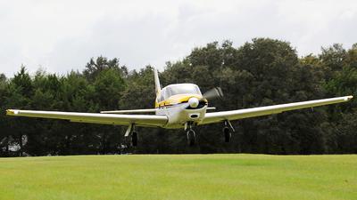 N8244P - Piper PA-24-180 Comanche - Private