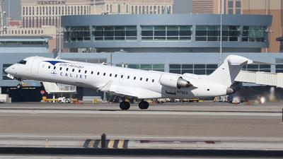 N78EA - Bombardier CRJ-701ER - Elite Airways