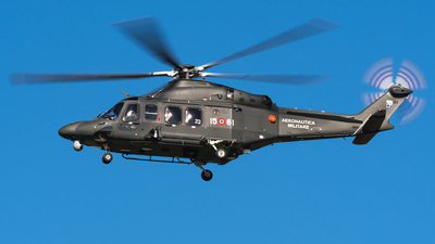 MM81991 - Agusta-Westland HH-139B - Italy - Air Force