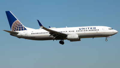 A picture of N33266 - Boeing 737824 - United Airlines - © mariaLXY