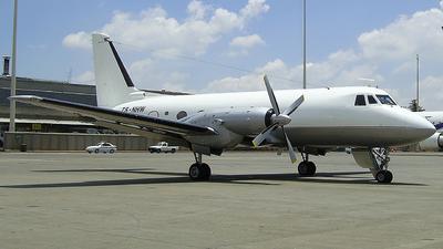 ZS-NHW - Grumman G-159 Gulfstream G-I - King Air Services