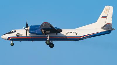 RF-56310 - Antonov An-26B - Russia - Ministry of Internal Affairs