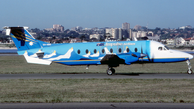 VH-NBN - Beech 1900D - Impulse Airlines