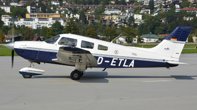 D-ETLA - Piper PA-28-181 Archer III - Hessen-Flieger Darmstadt