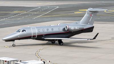 HB-VAJ - Embraer 505 Phenom 300E - Private