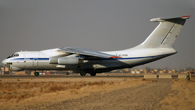 UP-I7628 - Ilyushin IL-76TD - Eastern Express Air Company