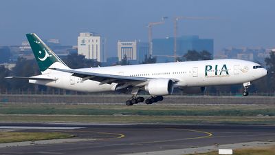 AP-BMH - Boeing 777-2Q8(ER) - Pakistan International Airlines (PIA)