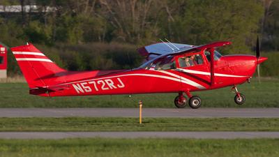 A picture of N572RJ - Cessna 172M Skyhawk - [17261600] - © Adam of A2