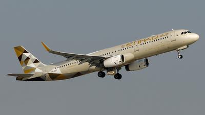 A6-AEF - Airbus A321-231 - Etihad Airways