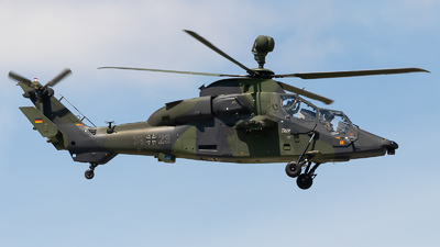 74-23 - Eurocopter EC 665 Tiger UHT - Germany - Army
