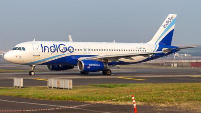 A picture of VTIKC - Airbus A320232 - IndiGo - © Janam Parikh