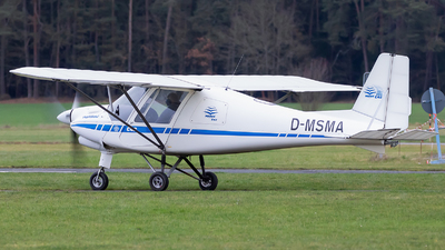 D-MSMA - Ikarus C-42B - Private