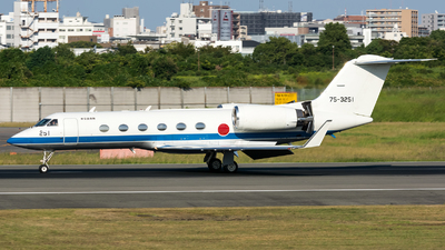 75-3251 - Gulfstream U-4 - Japan - Air Self Defence Force (JASDF)